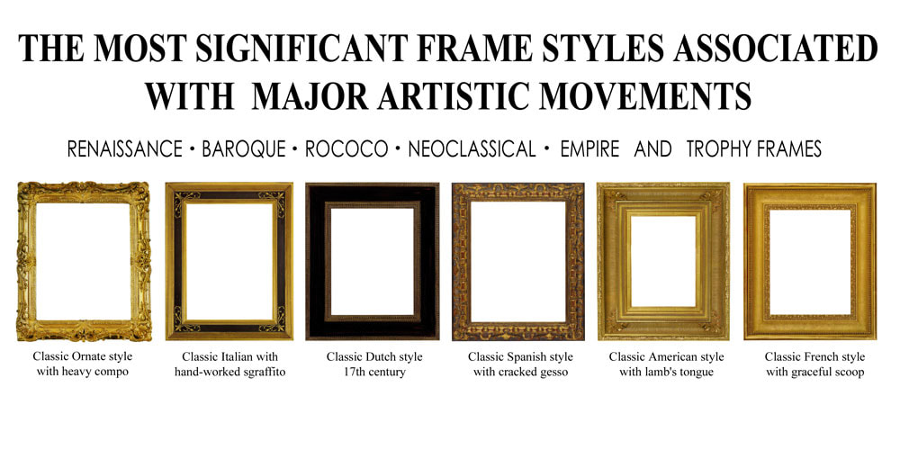 Fine Art Frames Restoration And Conservation Qc Fine Arts